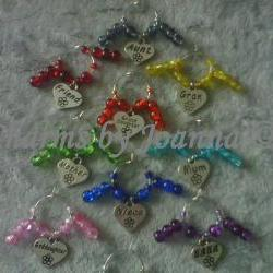 Wedding/Party Wine Glass Charms